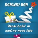 Darilni bon: Božič in Novo leto