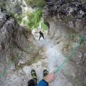 Kanjoning - Fratarica