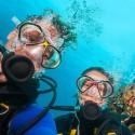 Spoznavni potop v morju - Piran/Fiesa
