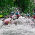 Highwater rafting na Savinji