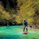 Supanje na divji vodi - Savinja