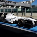 Formula 1 vožnja - Williams FW33