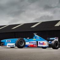 Formula 1 vožnja - Benetton B198