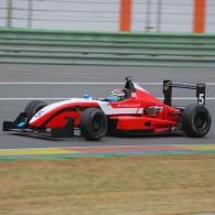 Formula 3 vožnja - Dallara F304