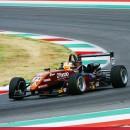 Formula 3 vožnja - Dallara F308