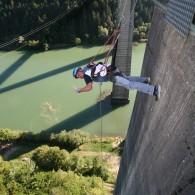Vertical Running - Podjunski most 96 m