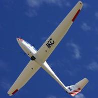 Akrobatsko letenje - G103 Twin II - 450 m
