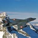 Hawker Hunter - Švica