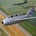 MiG-15 Fagot - Češka
