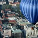 Polet z balonom - Ljubljana