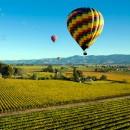 Polet z balonom za 2 osebi - Pomurje, Prlekija