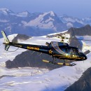 Polet s helikopterjem - Eurocopter AS350